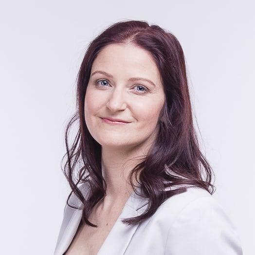 Profilová fotografie Lenky Šantorové