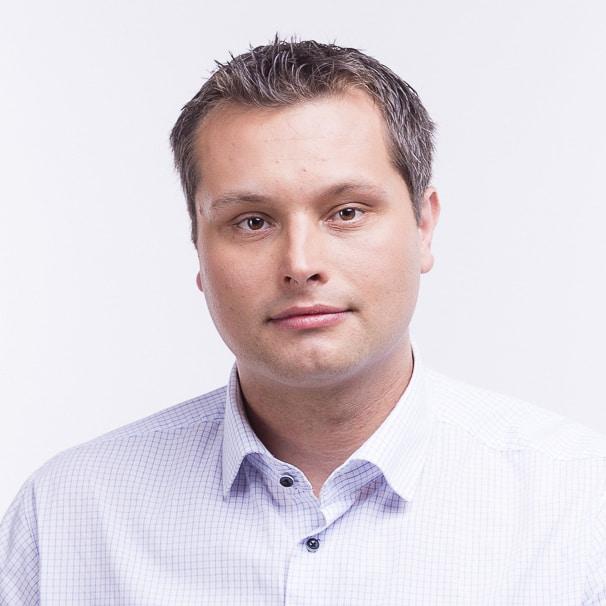 Profilová fotografie Ondřeje Ujházyho